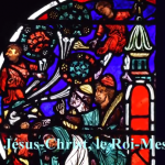 Vivons la Semaine sainte avec les vitraux de Bourges